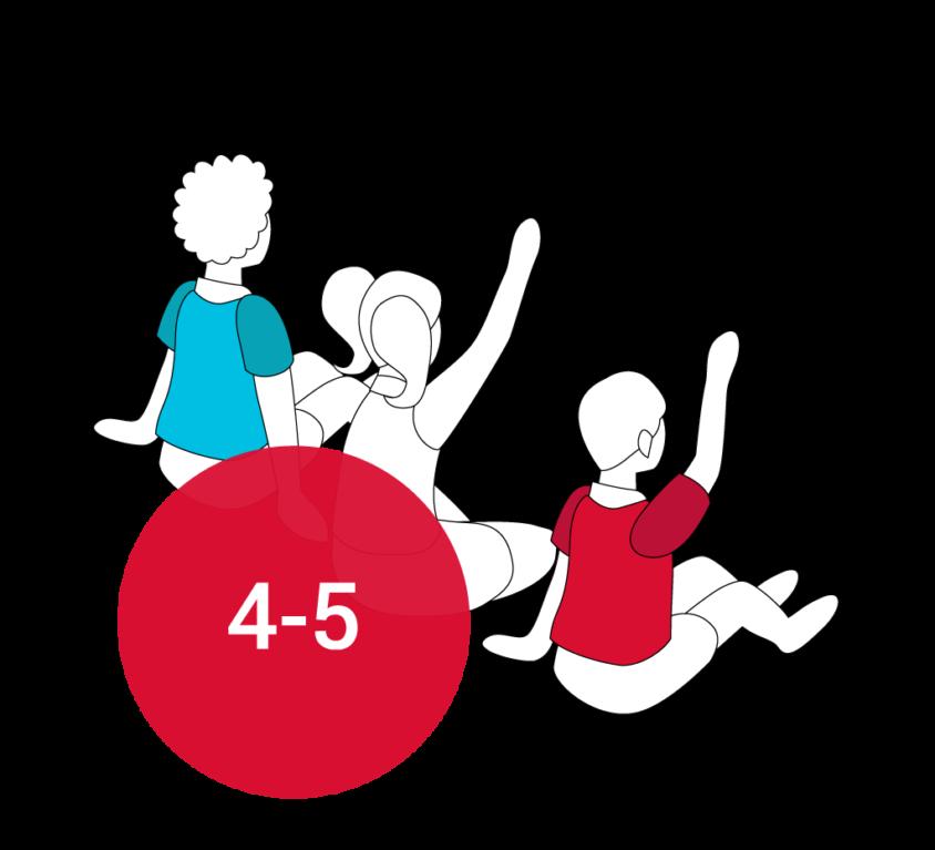 19/20 – Enfants FLAM – 4-5 ans