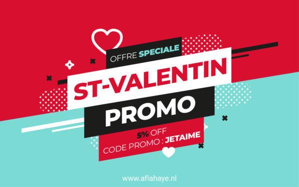 St Valentin Promotion - FR