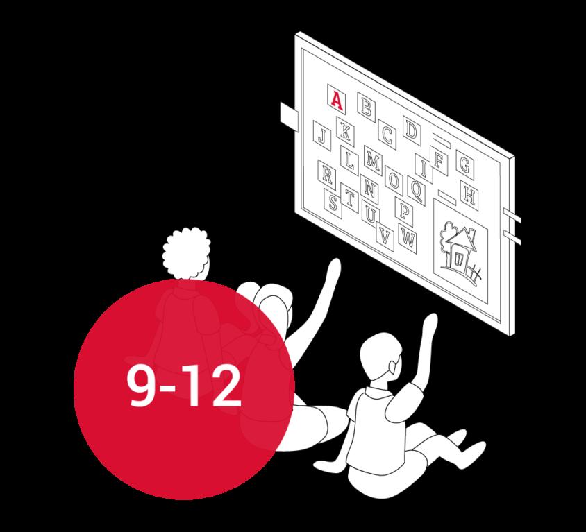 9-12 ans – Non débutants – FLE